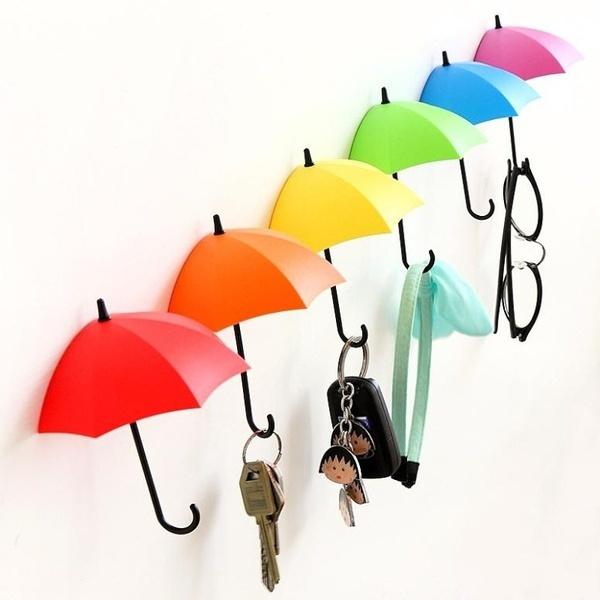 cutehook, keyholder, Umbrella, hooksrail