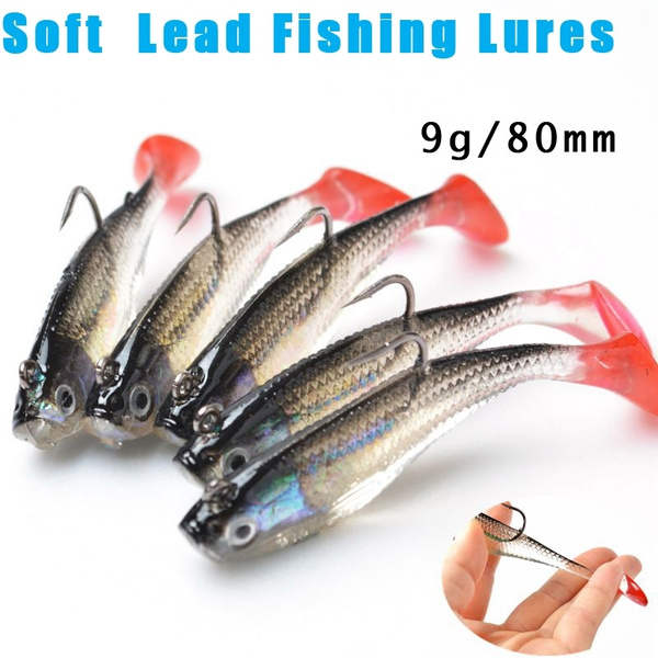 Lures, eye, lead, With