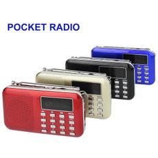 Flashlight, Mp3 Player, amfmradio, 2bandminiradio