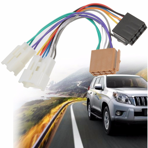 Toyota Corolla Wiring Harness Adapter from canary.contestimg.wish.com