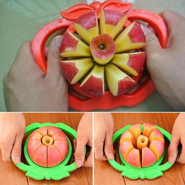 fruitdivider, Kitchen & Dining, applecorerslicer, fruitcutter