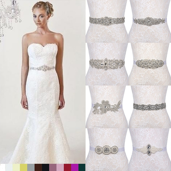 weddingsash, weedingaccessorie, weedingdresssash, Dress