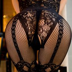 suspenders, sexy lingerie hot, Fish Net, fashion dress