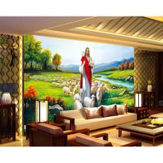 holidayandchristmasgift, tvbackgroundwallwallpaper, 3dwallpapercustomwallpaper, TV