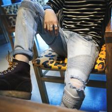 beamfoottrouser, men jeans, trousers, sport pants