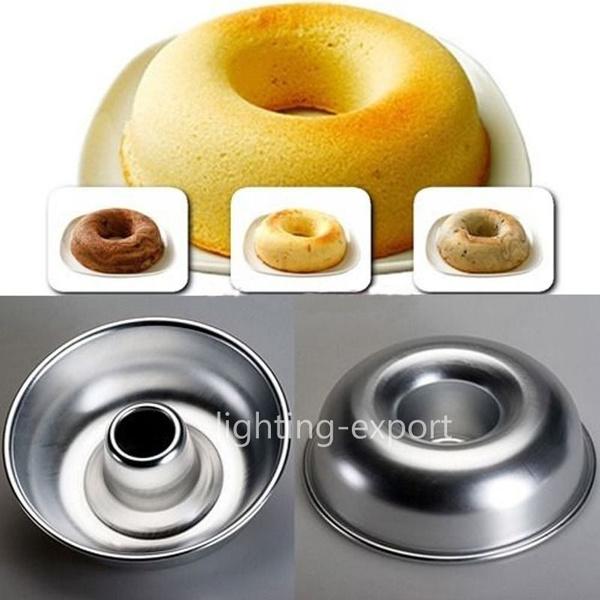 Kitchen & Dining, aluminumcaketin, Aluminum, donut