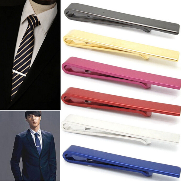 Tie Clasps, silver tie bar, skinnytiebar, Tie Tack