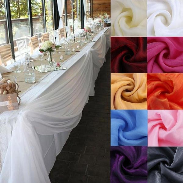 diydecoration, SWAG, Fashion, organzafabric