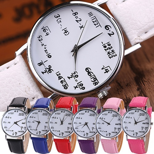 dial, quartz, leather, fashion watch