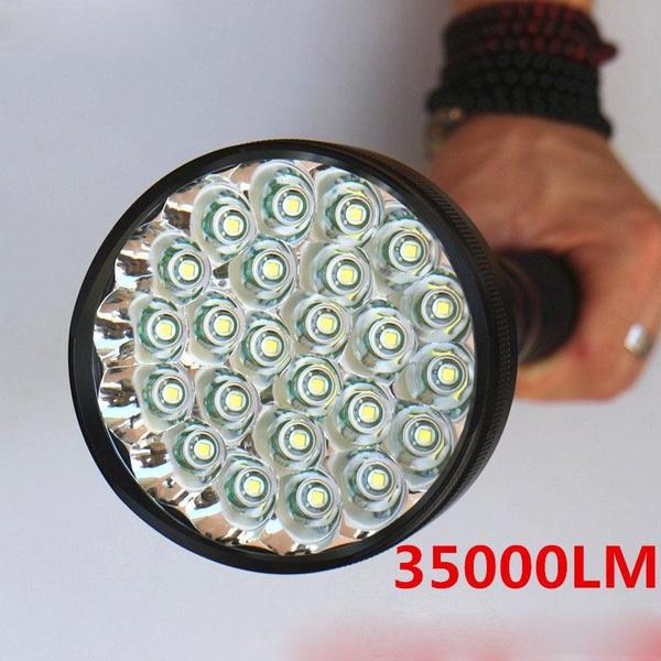 Flashlight, ledworklight, Outdoor, led
