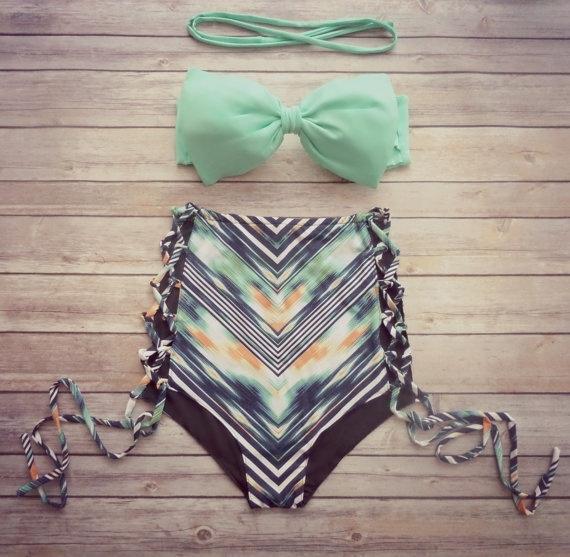 bathing suit, Fashion, Swimming, bikini set