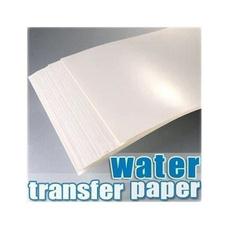water, a4paper, transparentprintingpaper, inkjetwaterdecalpaper