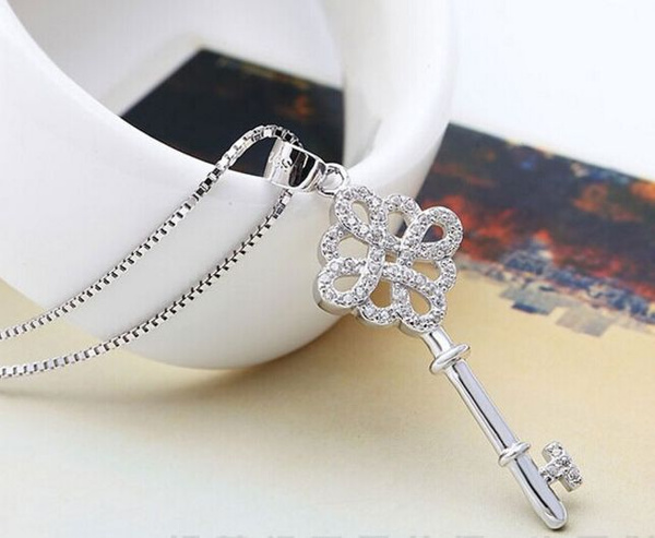 Sterling, Key Chain, Jewelry, Gifts