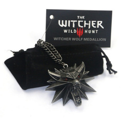 Chain Necklace, Jewelry, Chain, thewitcher3