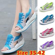 Summer, Sandals, fish, sportsampoutdoor