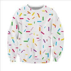 Fashion, menssweatershirt, Colorful, girlssweatshirt