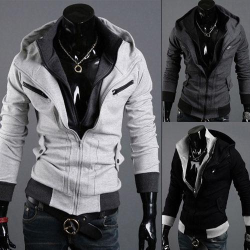 Fleece, Fashion, Tops, Slim Fit