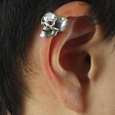 Summer, Fashion, Men Earrings, punk earring
