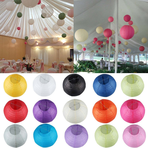 party, Decor, Chinese, weddinglantern