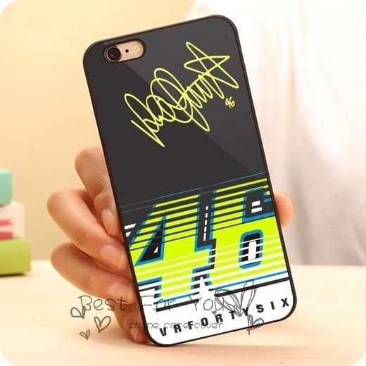 HEXINGlobalmarket-Valentino Rossi VR46 Moto Hard Plastic Skin Mobile Phone Case Accessories For IPhone 6 6 Plus 5c 5s 5 4 4s Case Cover Original-N3 | ...
