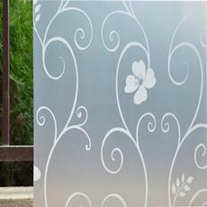 Bathroom, Flowers, Door, Home Decor