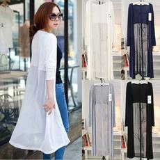 blouse, Summer, cardigan, Fashion