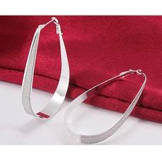 Sterling, Hoop Earring, Jewelry, Sterling Silver Earrings