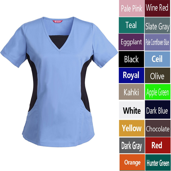 nursingtop, Fashion, Scrubs, scrubtop