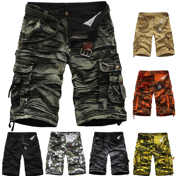 Summer, Shorts, pants, camouflagepant
