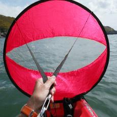 windsailpaddle, windsail, canoe, cruisersail