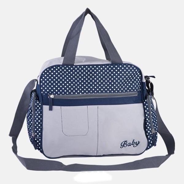 portablechangingpad, Fashion, largecapacitymummyhandbag, babydiapernappytravelbag