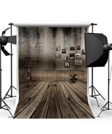photography backdrops, vinylbackground, Wooden, Vintage