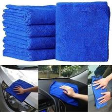Blues, Towels, Cars, Cloth