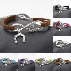 cute, horse, loveinfinitybracelet, horseshoecharm
