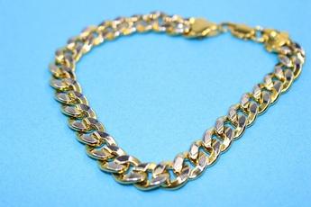 White Gold, Jewelry, gold, trendy bracelet