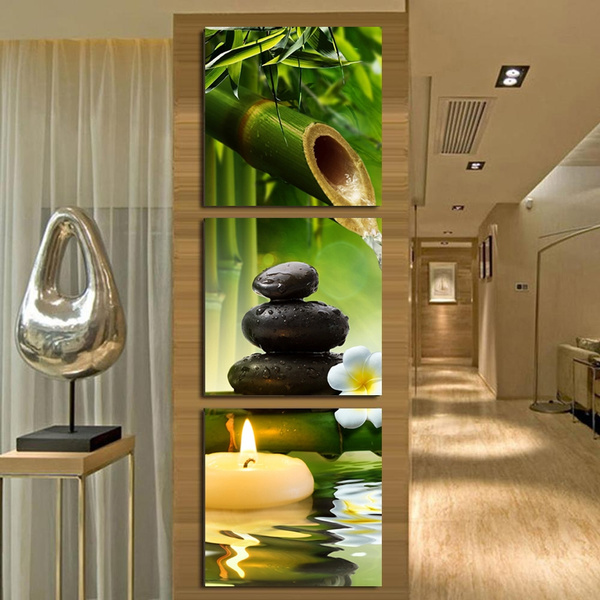 Spa, decoration, Wall Art, Home & Living