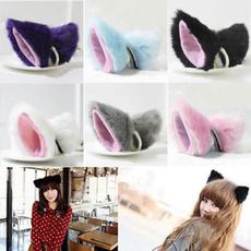 hairdecoration, orecchiette, Cosplay, fur