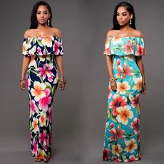 Summer, sundress, long dress, Dress