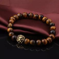 agatebangle, Charm Bracelet, Jewelry, gold