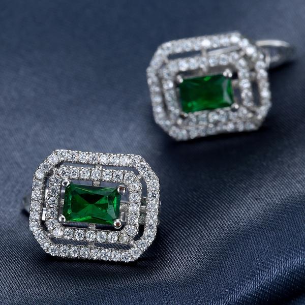 Sterling, Cubic Zirconia, Fashion, Jewelry