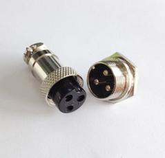 Plug, screw, Sockets, Pins