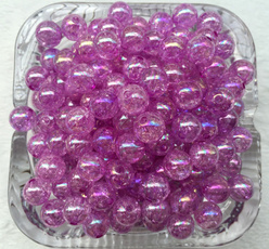 8MM, Jewelry, purple, Pearls & Charms