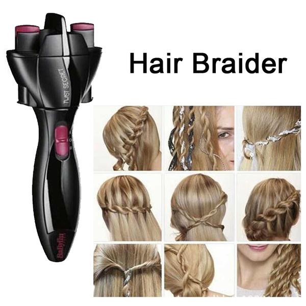 hair, hair twister, automatichairbraider, hair tools