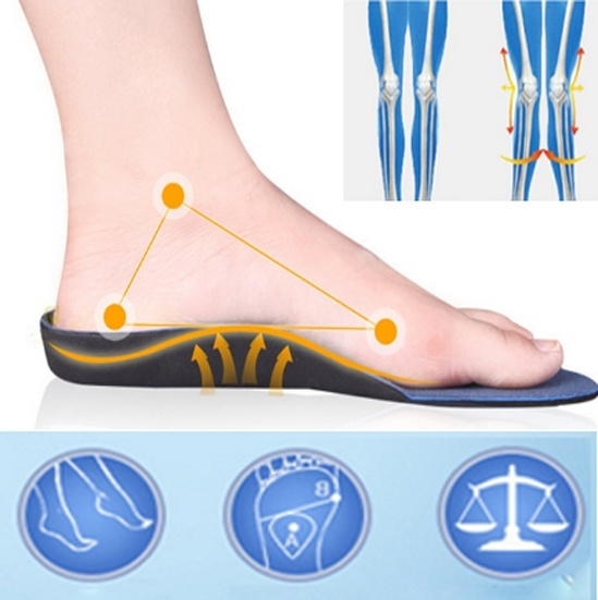 Practical High Arch Support Flat Foot