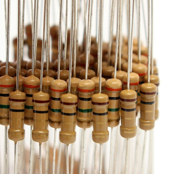 Passive Components, businessampindustrial, resistorassortmentkit, 2wresistor