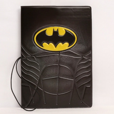 Travel Accessories, passportpocket, leather, Batman