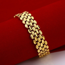 yellow gold, wristbandbracelet, Fashion, Wristbands