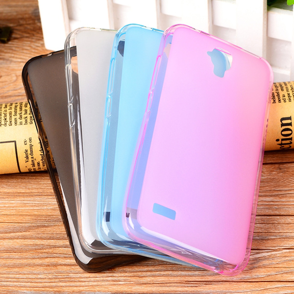 Soft TPU Case for Huawei Y5 Y560 Y560-L01 4.5 inch Transparent Pudding Fundas Silicone Gel Case Protect Back Cover Phone Case | Wish