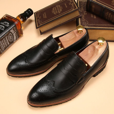 casual shoes, Chaussures, Slip-On, Spring/Autumn