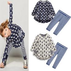 toddlergirls2pcsset, Fashion, Shirt, babygirlslegging